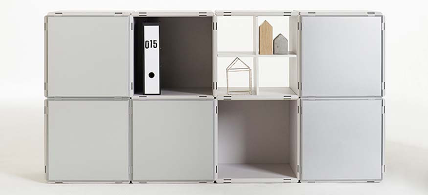 b cher und aktenregale regalsysteme b ro i. Black Bedroom Furniture Sets. Home Design Ideas