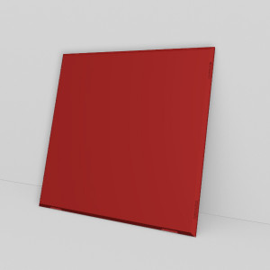 Design Regal und Möbel in rot als 2.Wahl in der Fundgrube