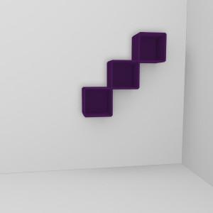q15 Wandregal deep purple