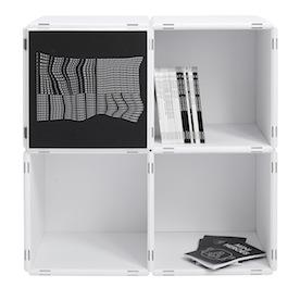 Designer Bücherregale von qubing