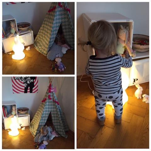 Kinderzimmer Regale qubing
