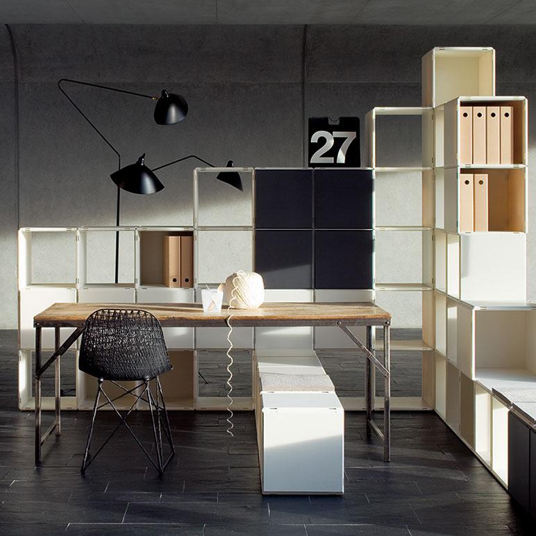 Büro einrichtungsideen  Einrichtungsideen für Ihren Wohnraum | qubing.de