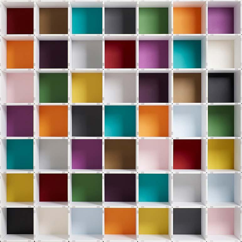 Design Regal In 16 Farben Qubing De