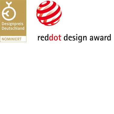 red dot design award und Designpreis Deutschland